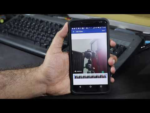 How to set a video as your Facebook Profile Picture in Android