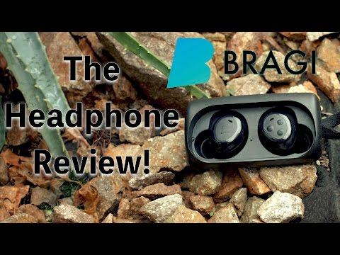The Headphone by Bragi Review!