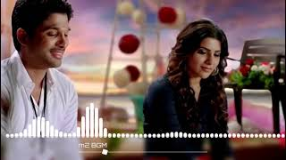 Son of satyamurthy emotional bgm ringtone ll allu Arjun, Samantha Akkineni ll