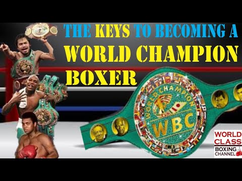 Xxx Mp4 The Keys To Becoming A World Champion Boxer 3gp Sex