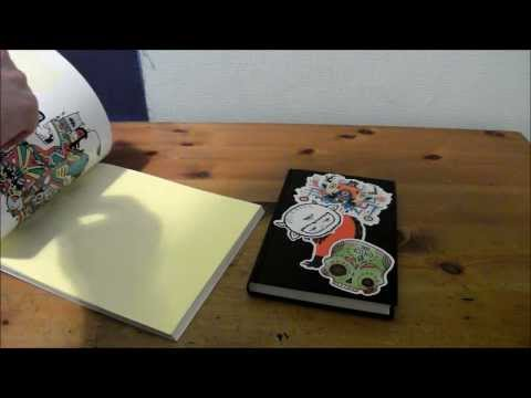 Sticker Bombing Book - How to Sticker Bomb