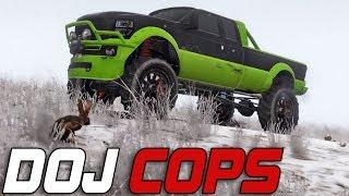 Dept. of Justice Cops #369 - Slipping Away (Criminal)