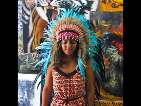Native American Chief Headdress You Will Love - Indian Headdress