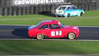 Cadwell Park North Humberside Stage Rally 19.11.2017