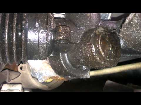 power steering leak pontiac montana chevy venture