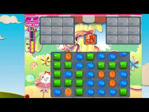 Candy Crush Saga Level 621 No Boosters  3 stars