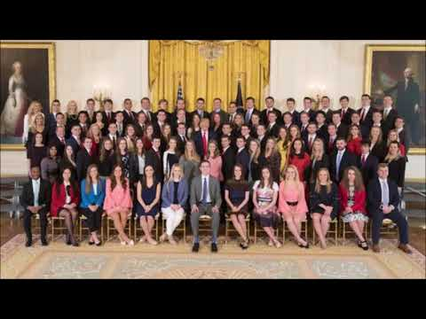 Sounds About White: The Uproar Over White House Intern Staff Photo