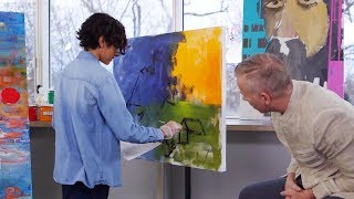 Evan the Artist | Kids That Are Kind Of Amazing At Stuff with Gerry Dee