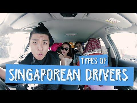 Types of Singaporean Drivers - TSL Comedy