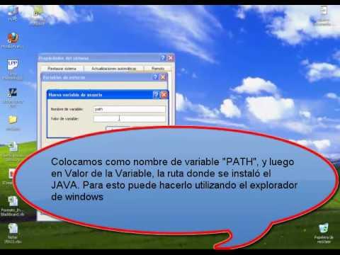 Configuración classPath de JAVA