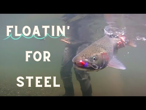 Winter Steelhead Float Fishing