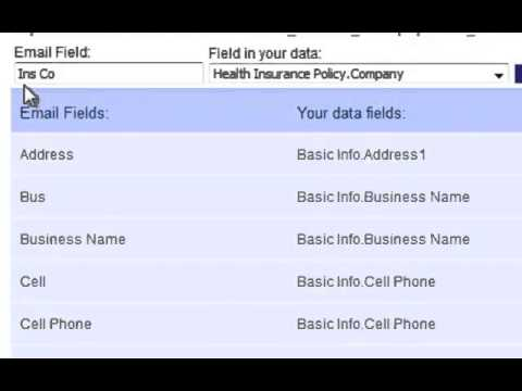 Business Contact Manager Importing in Leads that are Emailed