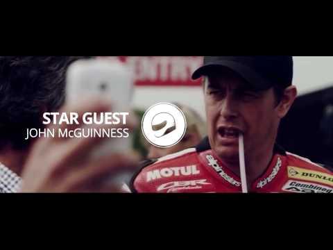 Carole Nash Irish Motorbike & Scooter Show 2017 Promo Film