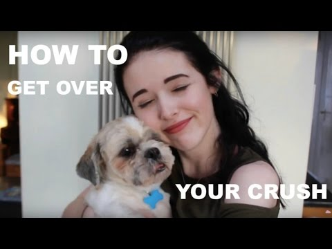 HOW TO GET OVER YOUR CRUSH || HollyLolly999