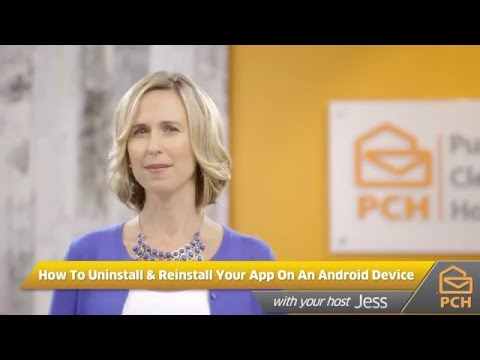 How to Uninstall & Reinstall an App - Android Device