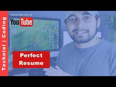 How to get job in IT - perfect resume guide