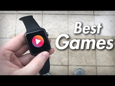 Best Apps For Apple Watch - Games - Part 2