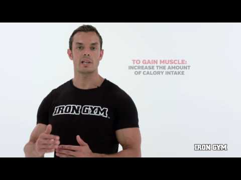 Nutrition - Fitness Topics IRON GYM® Training Academy