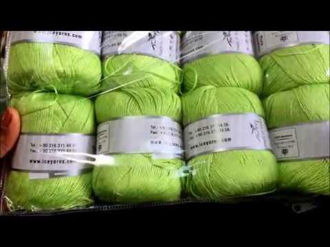 My Yarn is here! - online yarn shopping