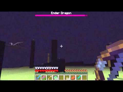 minecraft dragon killer part 2