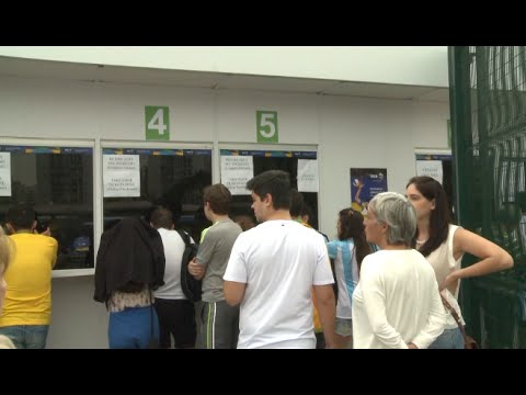 Twenty Percent Rio Olympic Tickets Remain Unsold