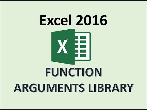 Word 2016 - Insert Functions from the Formula Library