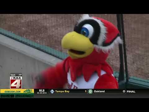 Sports RedHawks walk off on Sioux Falls Monday