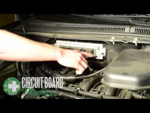Ford Edge PCM Repair and Removal