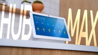 Google Nest Hub Max hands-on: The visual Assistant packs a punch
