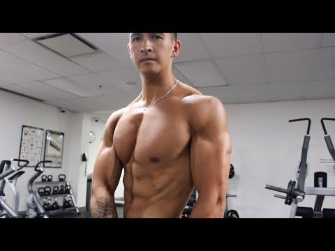 Full Intermittent Fasting Workout: Chest and Triceps