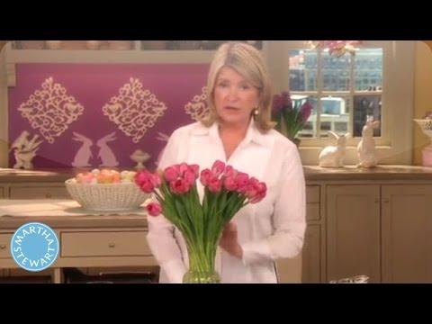 How To Keep Your Flowers Fresh - Martha Stewart