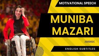 The True & sad but Motivating & Inspiring Story of Muniba Mazari | Knowledge Portal
