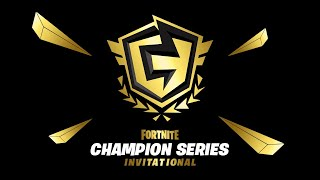 Fortnite Champion Series Invitational: Grand Finals Day 1