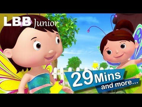 Fairies In The Garden! | And Lots More Original Songs | From LBB Junior!