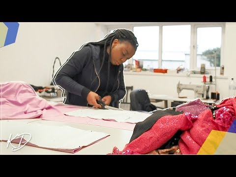 A DAY IN THE LIFE OF A FASHION INTERN IN LONDON | KIM DAVE