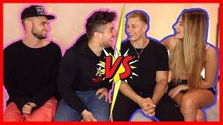 BATAILLE DES COUPLES (vs Emma CakeCup & Vlad)