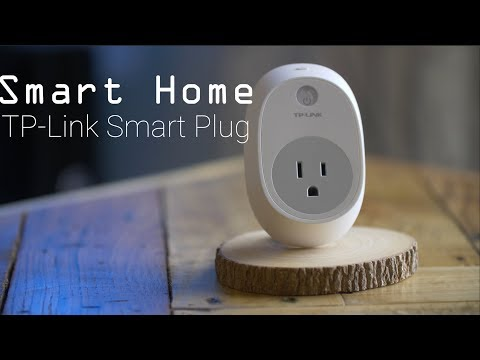 Smart Home -Control Anything With Alexa for $25 - TP Link Wifi Smart Plug