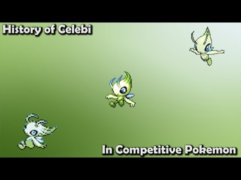 Xxx Mp4 How GOOD Was Celebi ACTUALLY History Of Celebi In Competitive Pokemon Gens 2 7 3gp Sex