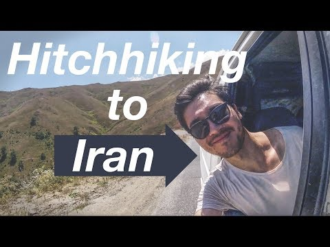 Take me to Iran, please! | The long Road Ep. 24
