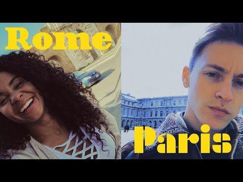 €20 in ROME vs €20 in PARIS