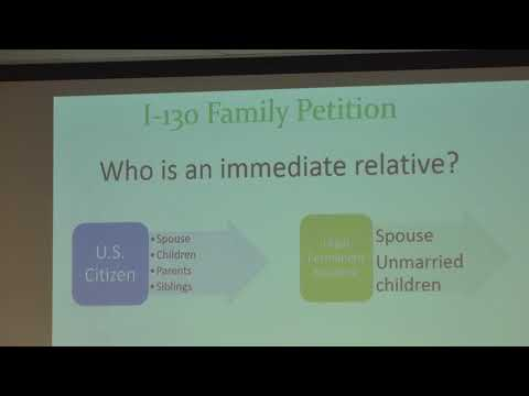 LAF new attorney training: Immigration law