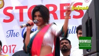 Oviya Feels The Love Of Her Fans