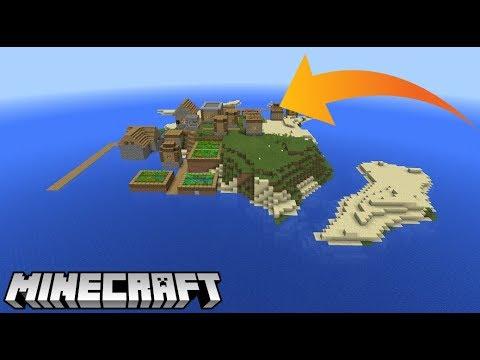 Minecraft Xbox / PS - TU52 - Village At Spawn - Survival Island Seed! / Wii U