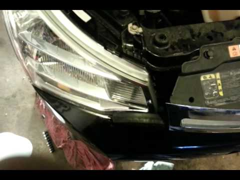 2009 ford focus windshield washer tank replace