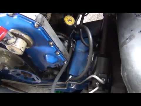 Ford F150 Power Steering Fluid Change