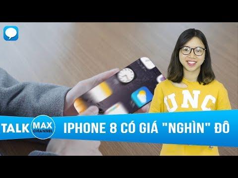 Vì sao iPhone 8 lại có giá