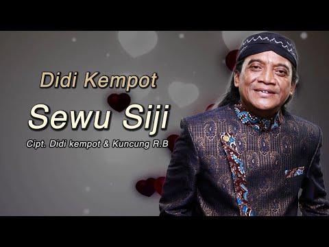 Lirik Lagu SEWU SIJI By Didi Kempot Campursari - AnekaNews.net