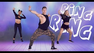 Ring Ring (feat. Rich The Kid) - Jax Jones & Mabel | Caleb Marshall | Dance Workout