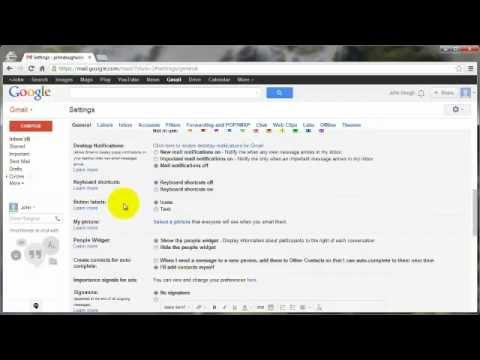 How To Add Contacts in Gmail
