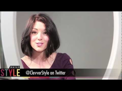 FAKE BOB: How to get the Stylish Hairstyle Quick! Miley Cyrus